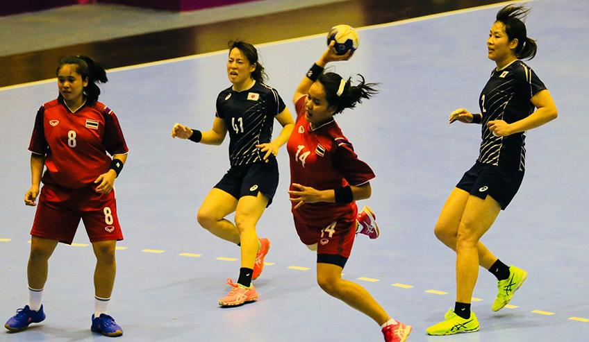 ทีมไทยลุยซีเกมส์ หลังสาวไทยทำผลงานได้อย่างยอดเยี่ยม