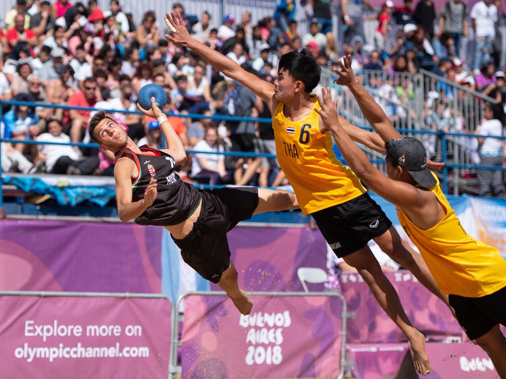 สร้างความมั่นใจ ไม่มีอะไรหนักหนาถ้าทีมไทยต้องการคว้าชัยในกีฬาแฮนด์บอล