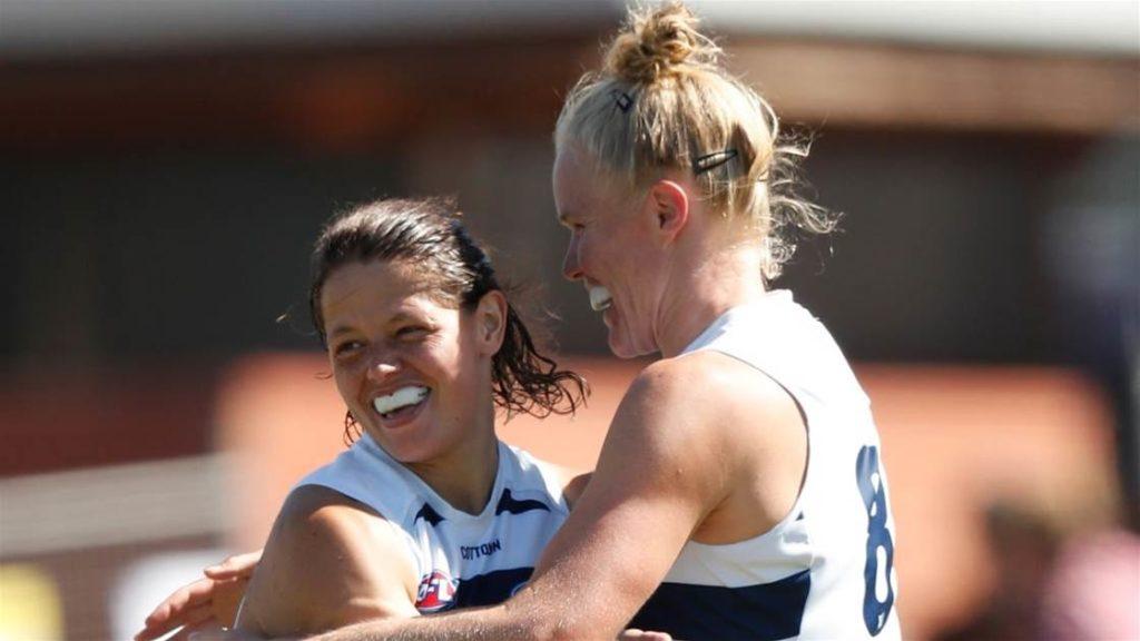 ออสเตรเลียน ฟุตบอลลีกหญิง 2020 เป้าหมายของเราแห่งปี