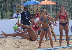 ชิงแชมป์โลก แฮนด์บอลหญิง ทีมชาติไทย ทีมชนะเลิศ แห่งเอเชีย
